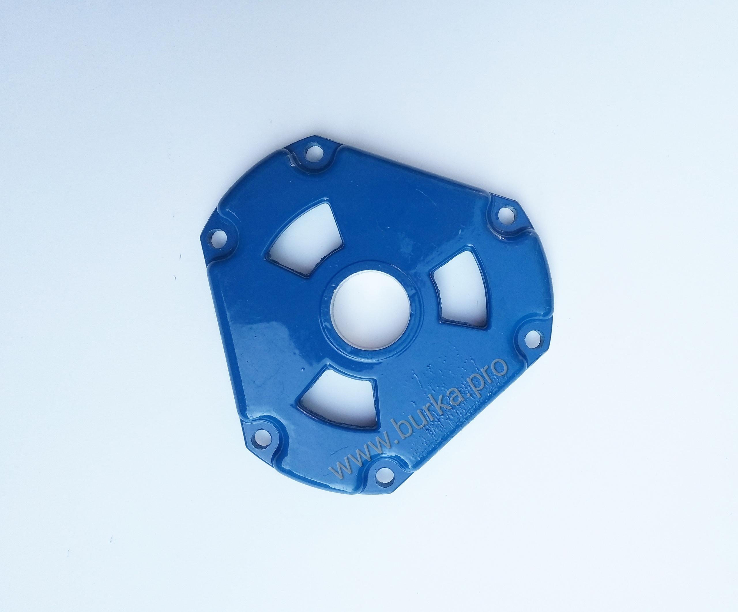 Фото товара Крышка вариатора Сафари синяя (алюминиевая)