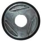 Фото товара Каток металл большой 165мм, под 205 подшипник