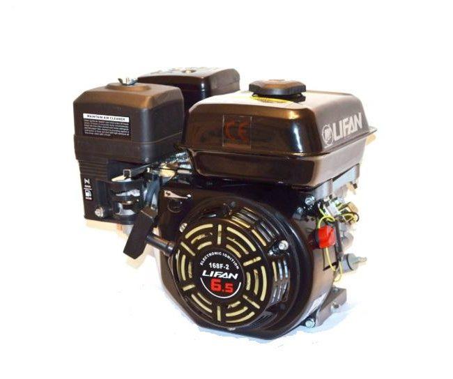 Двигатели с ручным стартером (F- серия, базовые)