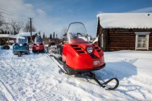 Как подготовить снегоход к зимнему сезону?
