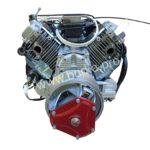 Фото товара Двигатель Буран 27 л.с. (полностью готов к установке) без основания